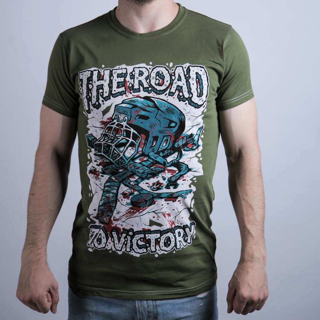 Производство футболок с принтом